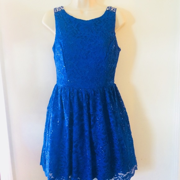 City Triangles Dresses & Skirts - Electric blue cocktail dress
